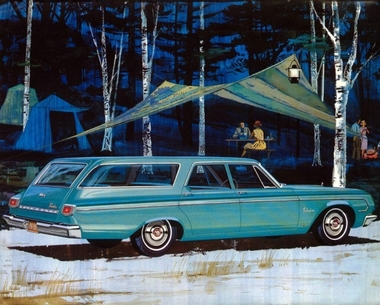 65 station wagon